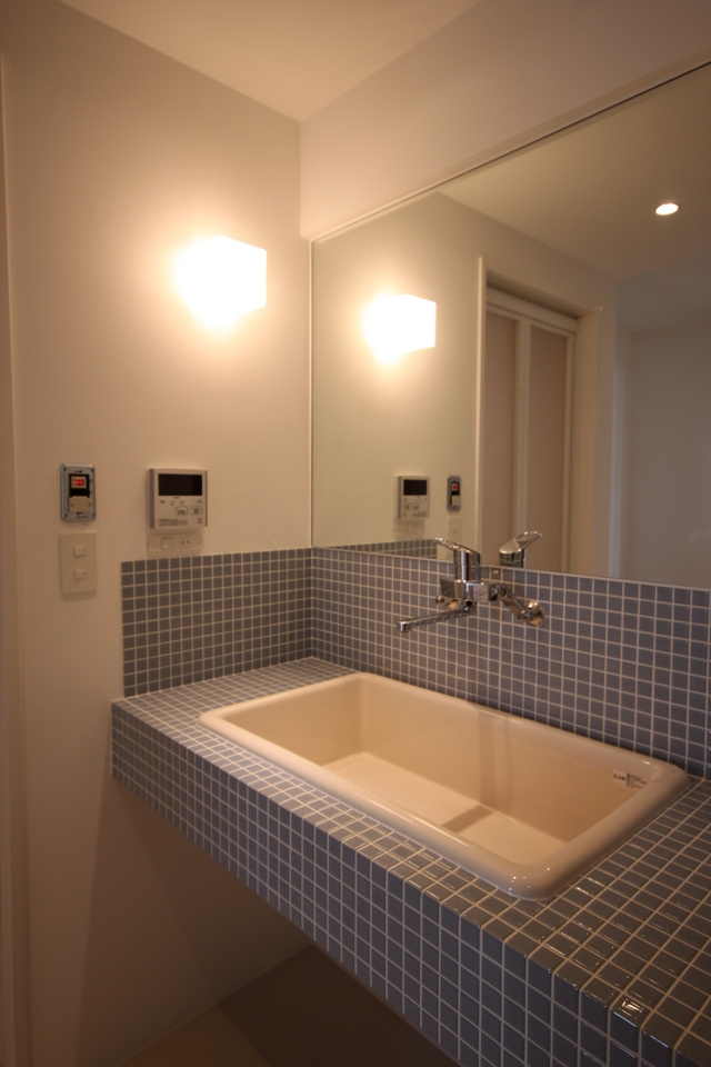 FLOURの部屋 洗面室