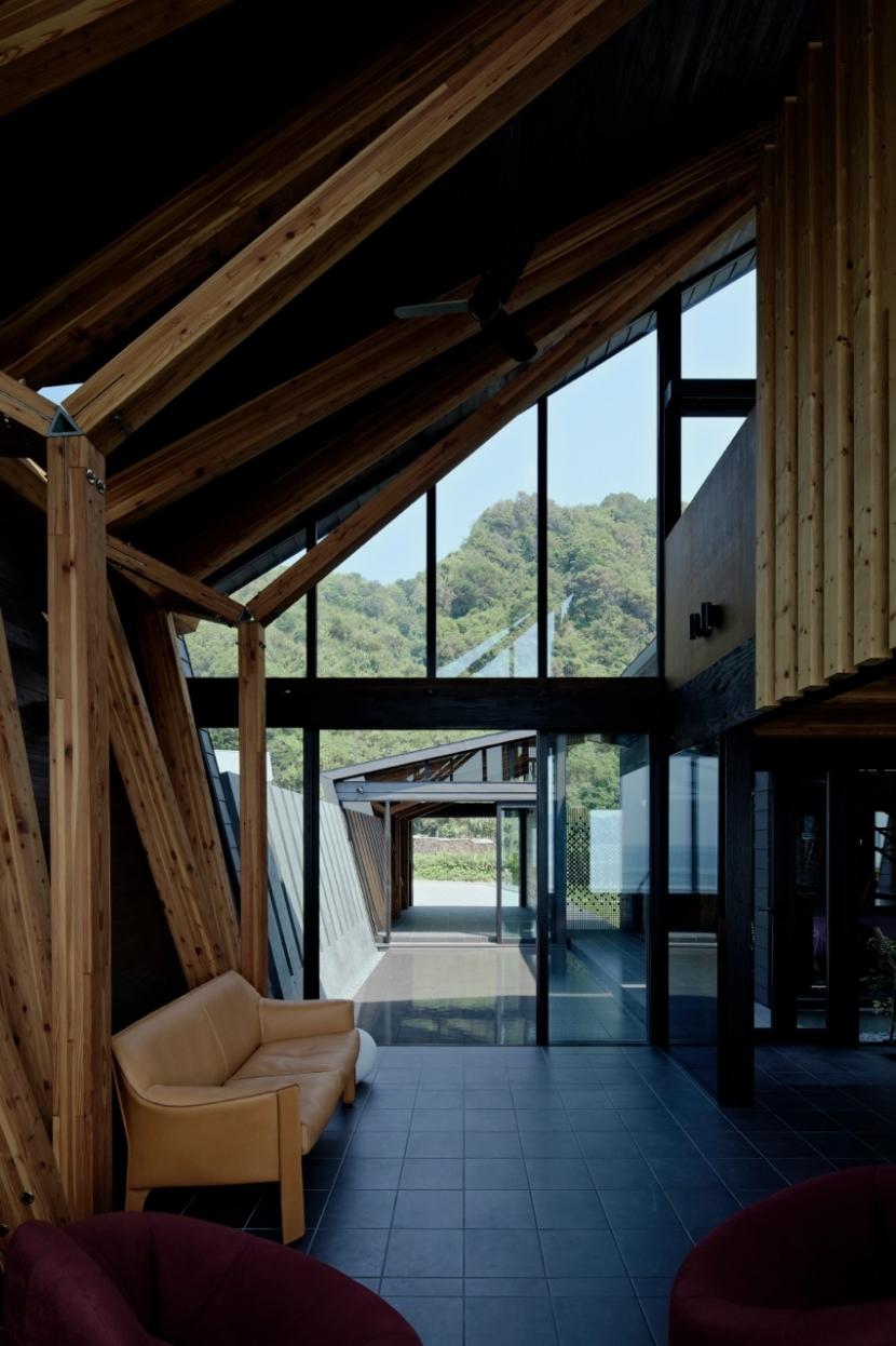 建築家:廣部剛司「Villa SSK」