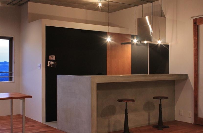 TGWの部屋 キッチン