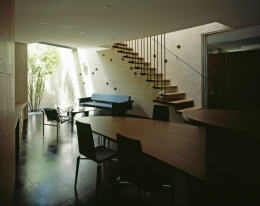 大井の家 (リビングルーム1)