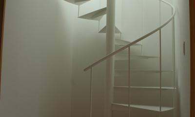 OT-House (階段)