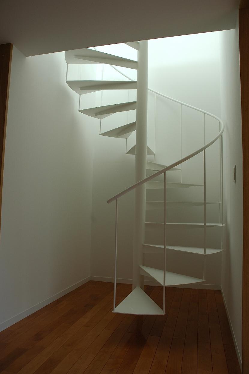 OT-Houseの部屋 階段