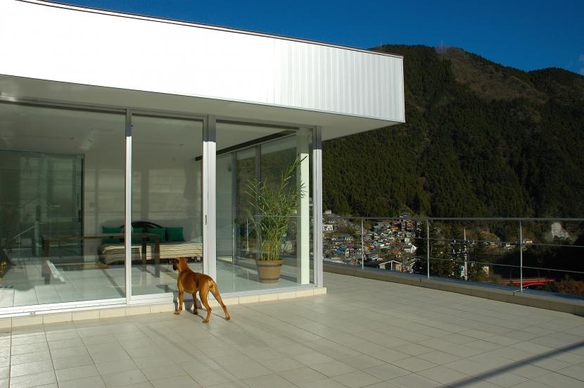 建築家:仲摩邦彦「OT-House」
