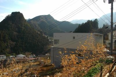 OT-House (外観)