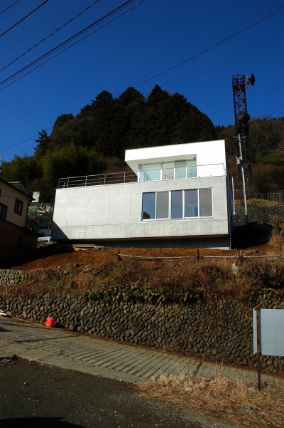 外観 (OT-House)