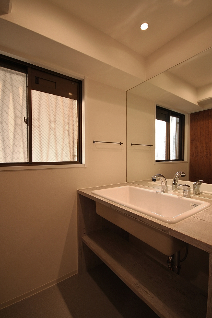 moosの写真 洗面室