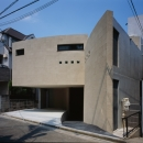 廣部剛司の住宅事例「大井の家」