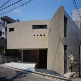 大井の家 (外観)