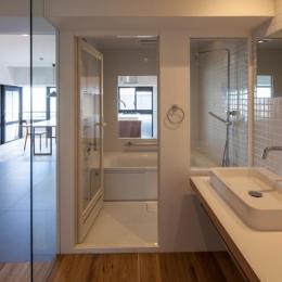 K-renovation (洗面浴室)