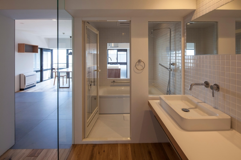K-renovationの部屋 洗面浴室