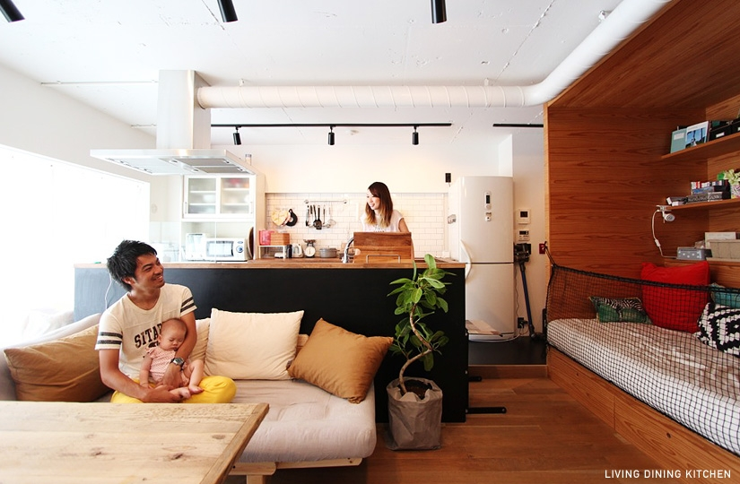 リフォーム・リノベーション会社:nu(エヌ・ユー)リノベーション「ARAGOSHI」