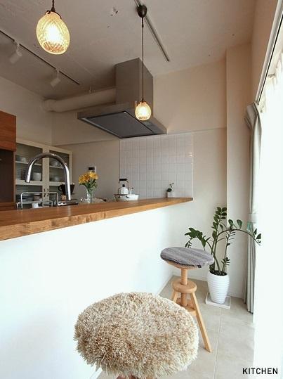 4colorsの部屋 キッチン