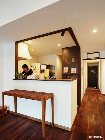 715 An -庵-の部屋 キッチン