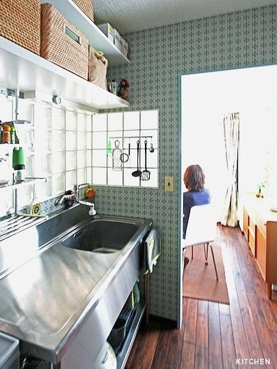 美CUBEの写真 キッチン