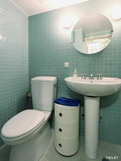 美CUBEの部屋 トイレ