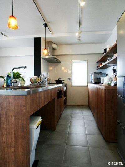 キッチン (TWO ROOMS G.L.)