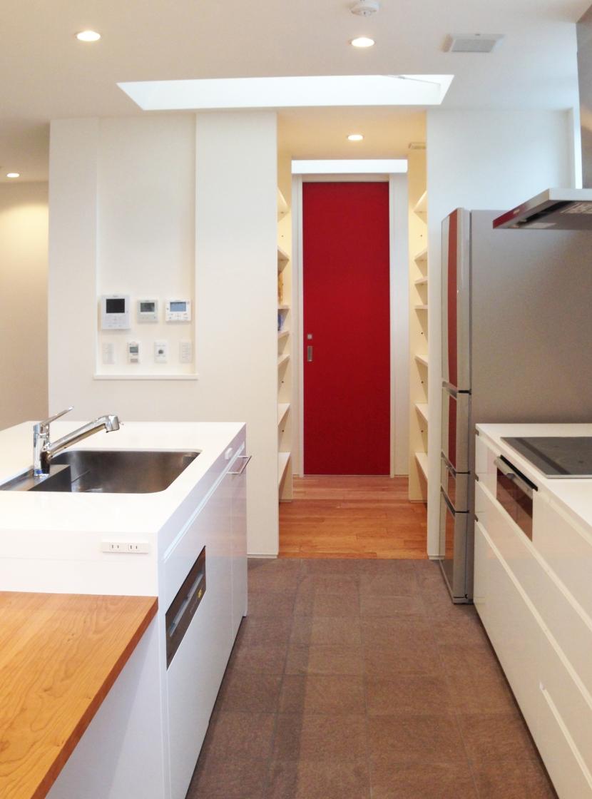 CASA Y フルリノベーションの写真 キッチン2