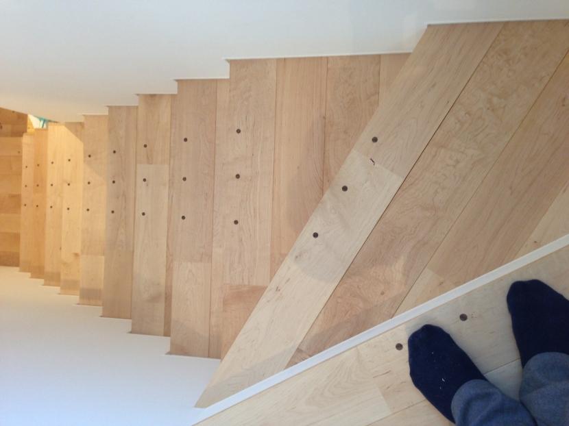 CASA Y フルリノベーションの写真 階段
