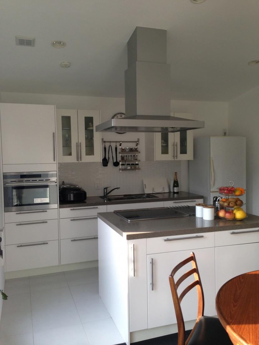 CASA T 新築工事の部屋 キッチン