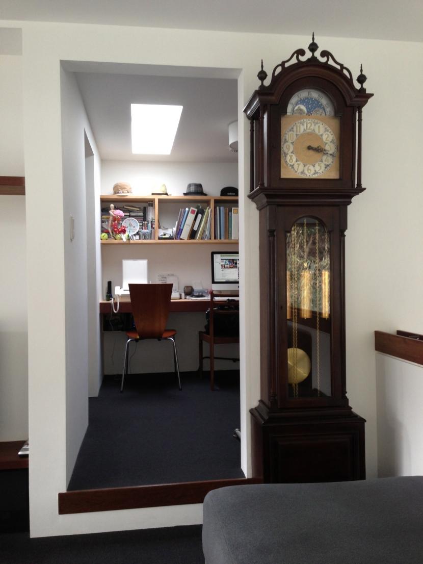 CASA T 新築工事の部屋 書斎