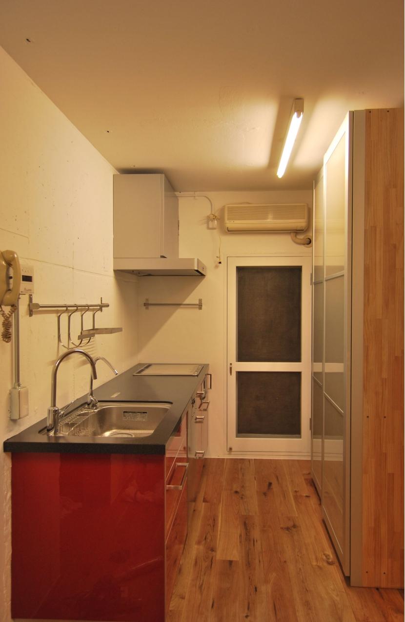 CASA M マンションリノベーションの写真 キッチン