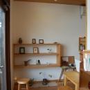 今村 敏樹の住宅事例「聚楽廻南町の家」