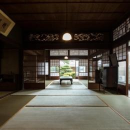 ゲストハウス無我/GUEST HOUSE MUGA (応接室)
