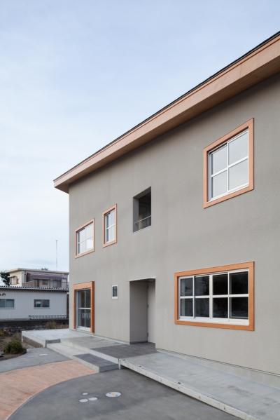 HA-HOUSE (外観)