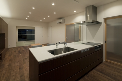 HA-HOUSE (キッチン)