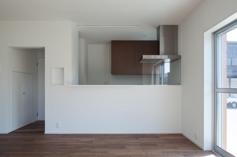 HA-HOUSEの部屋 キッチン