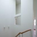 HA-HOUSEの写真 階段