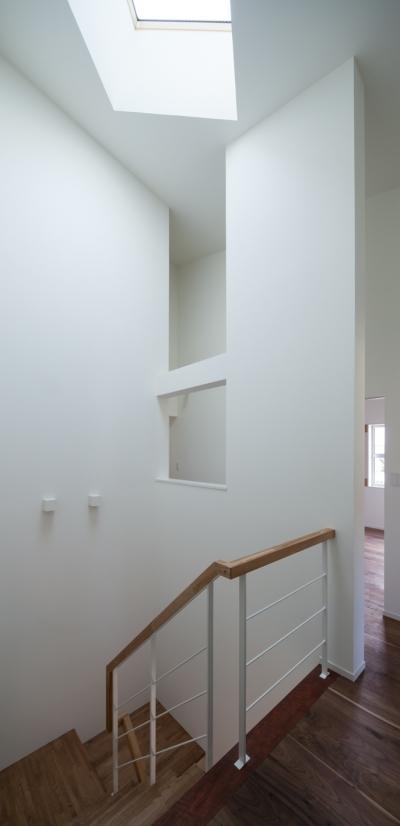 階段 (HA-HOUSE)