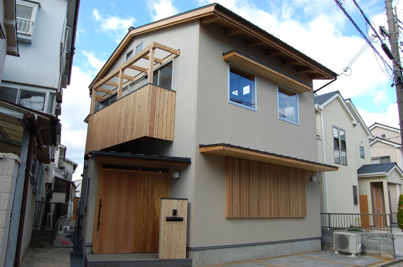 建築家:今村 敏樹「高槻の家」