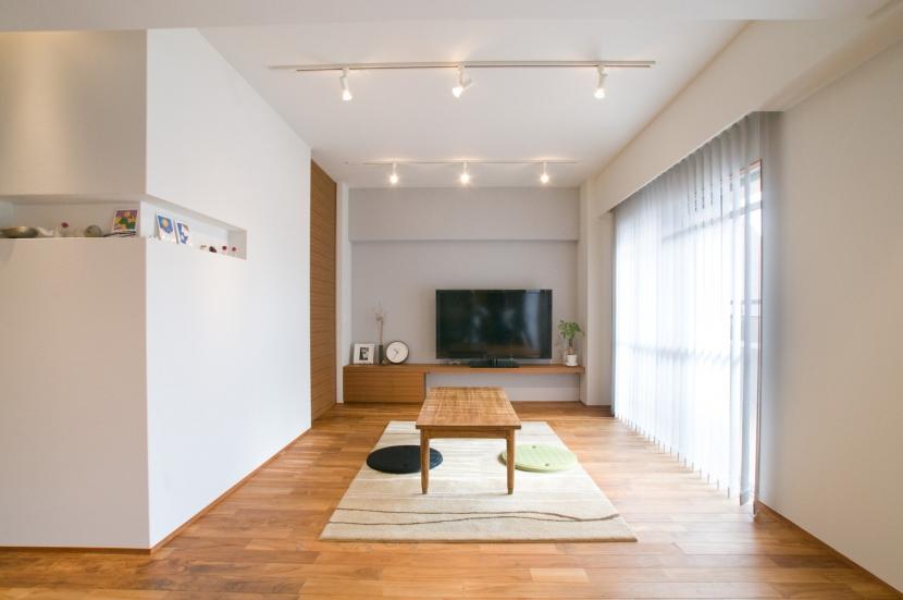 心地良いカフェのような空間(リノベーション)