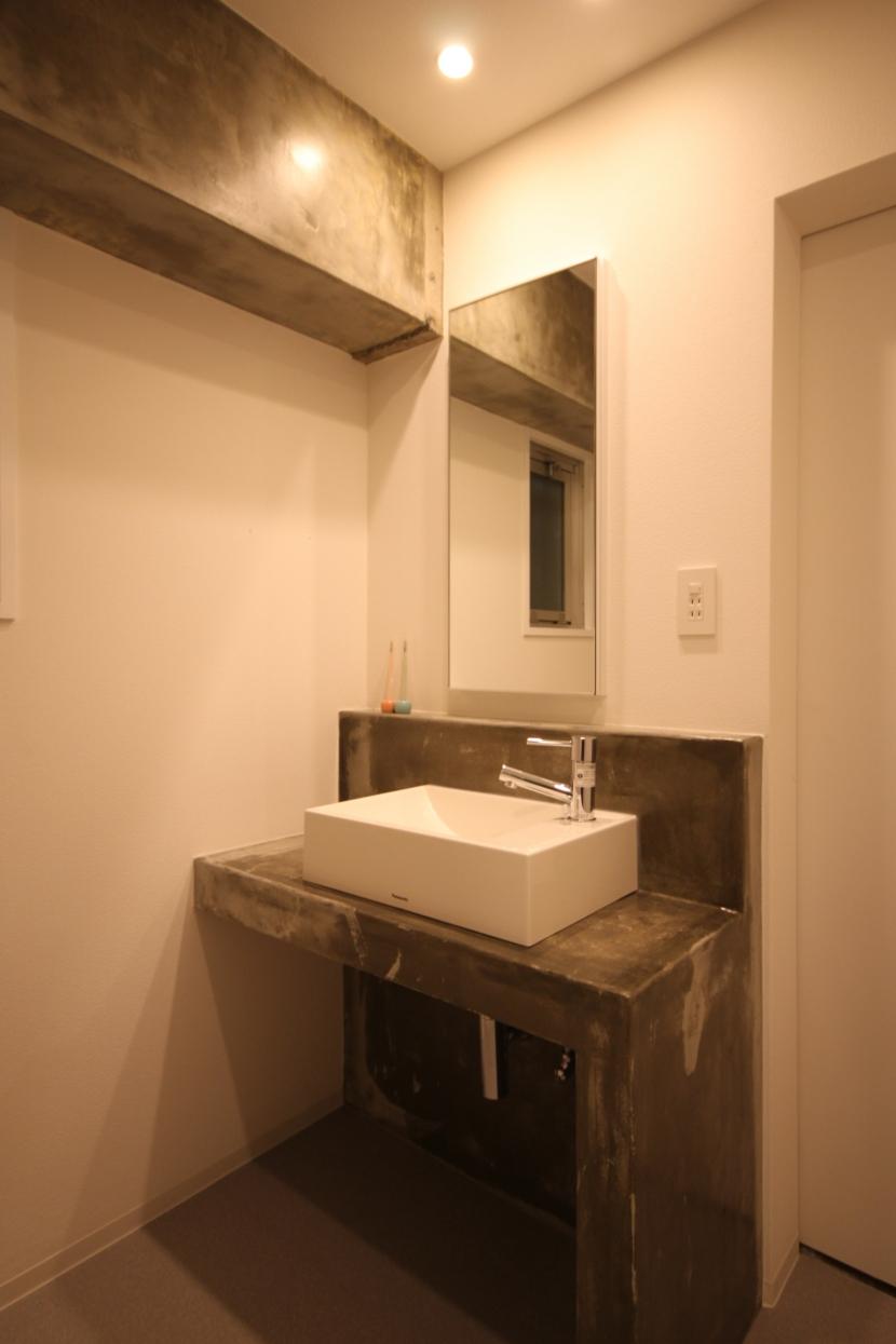 SPHの部屋 洗面台
