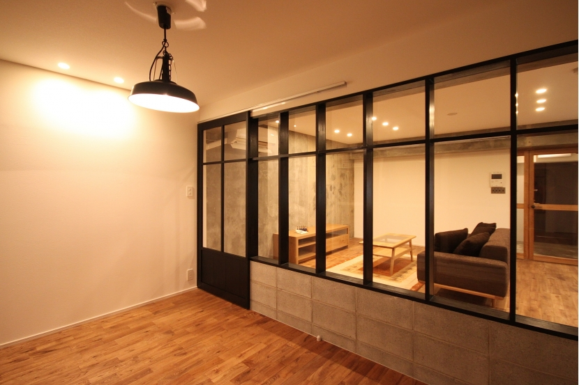 SPHの部屋 寝室