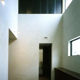 HOT home (玄関)