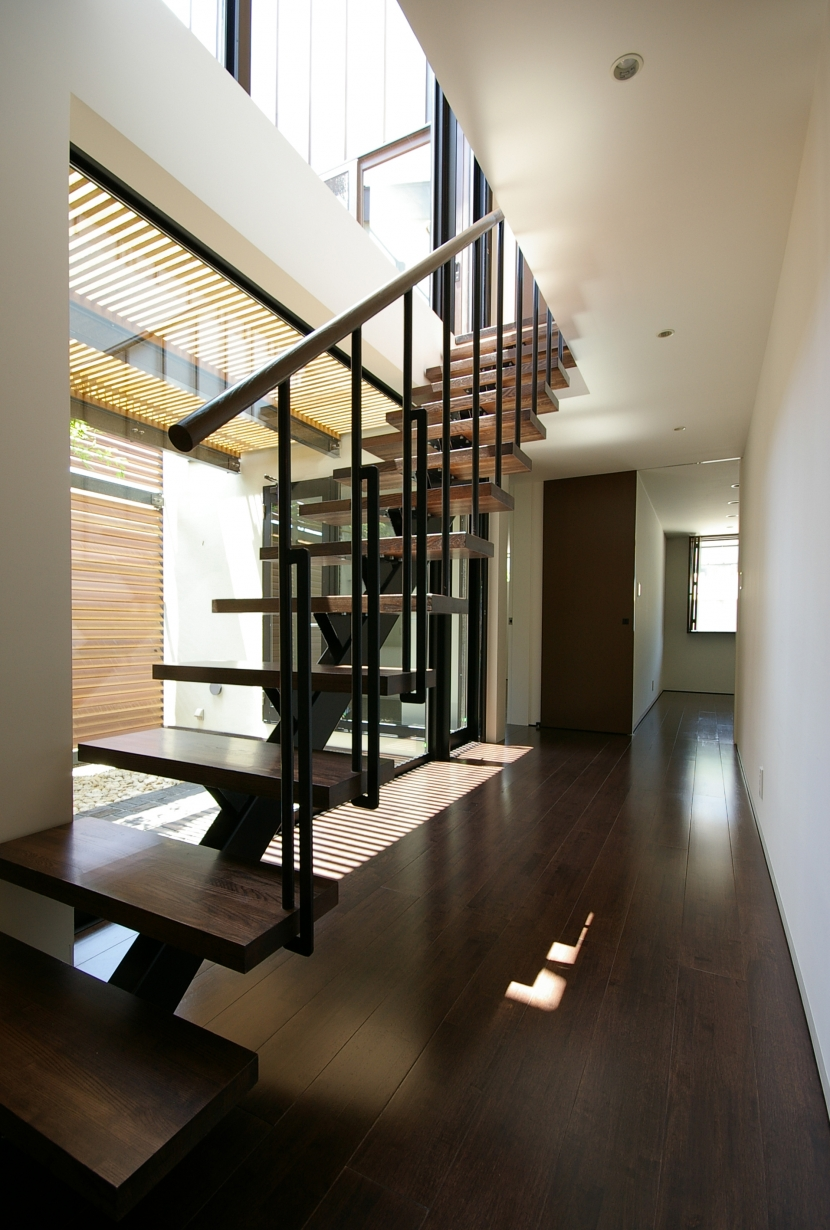 Kazu-01の部屋 階段
