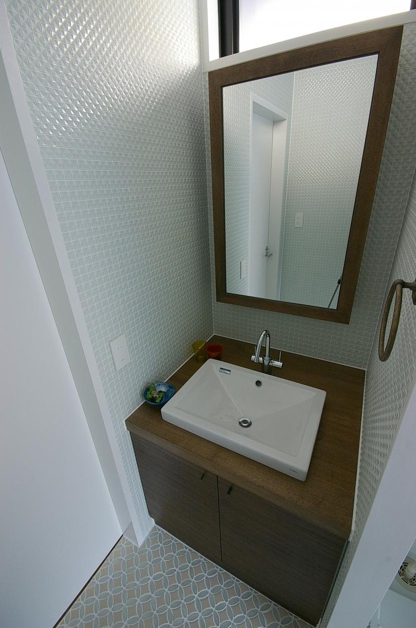 key-01の部屋 洗面所