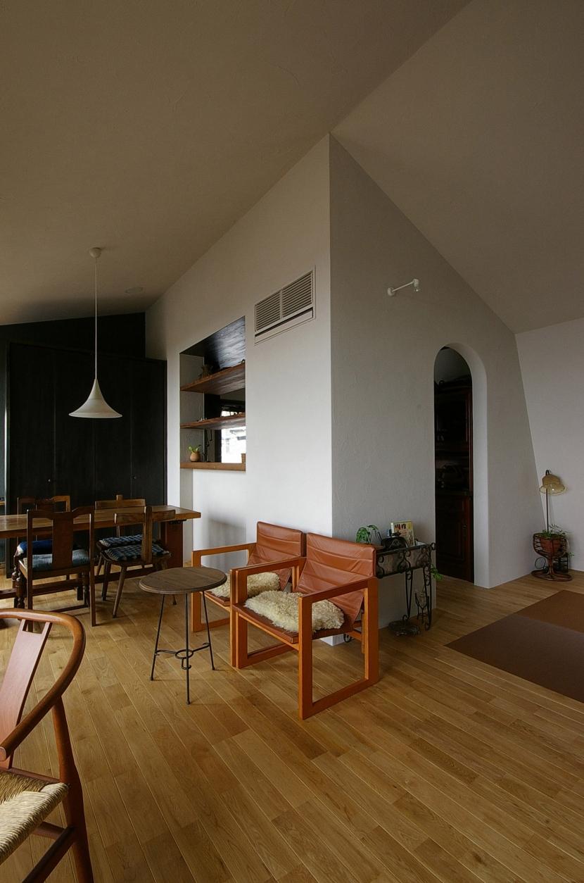 mori-湖の部屋 キッチン