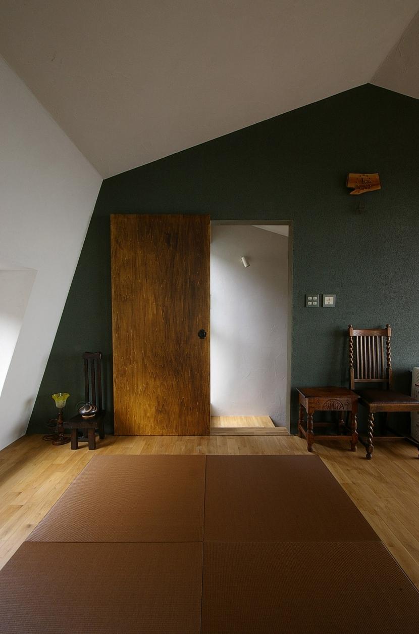 mori-湖の部屋 畳コーナー