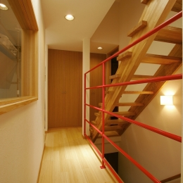 MS-House (廊下+階段)
