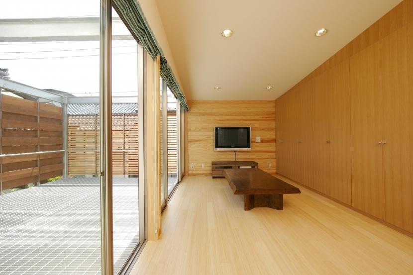 建築家:仲摩邦彦「MS-House」