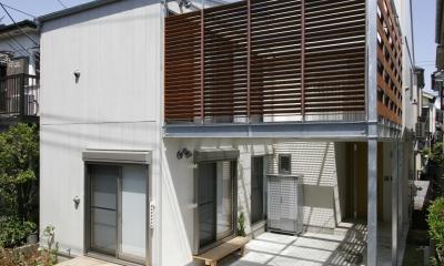 MS-House (外観)