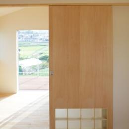 晴耕雨読の家 (洋室2)