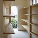 とりやまあきこの住宅事例「晴耕雨読の家」