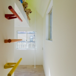 木場の住宅 (子供室)