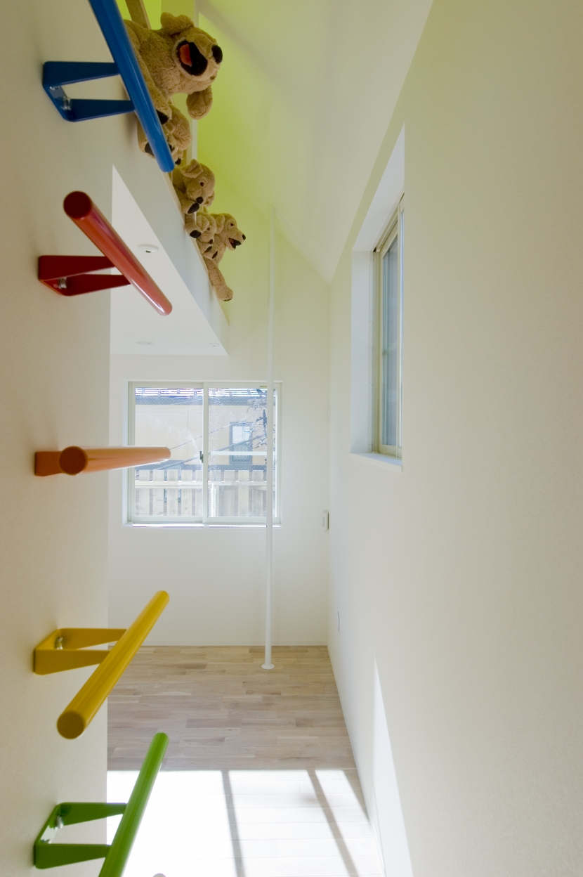 木場の住宅の部屋 子供室