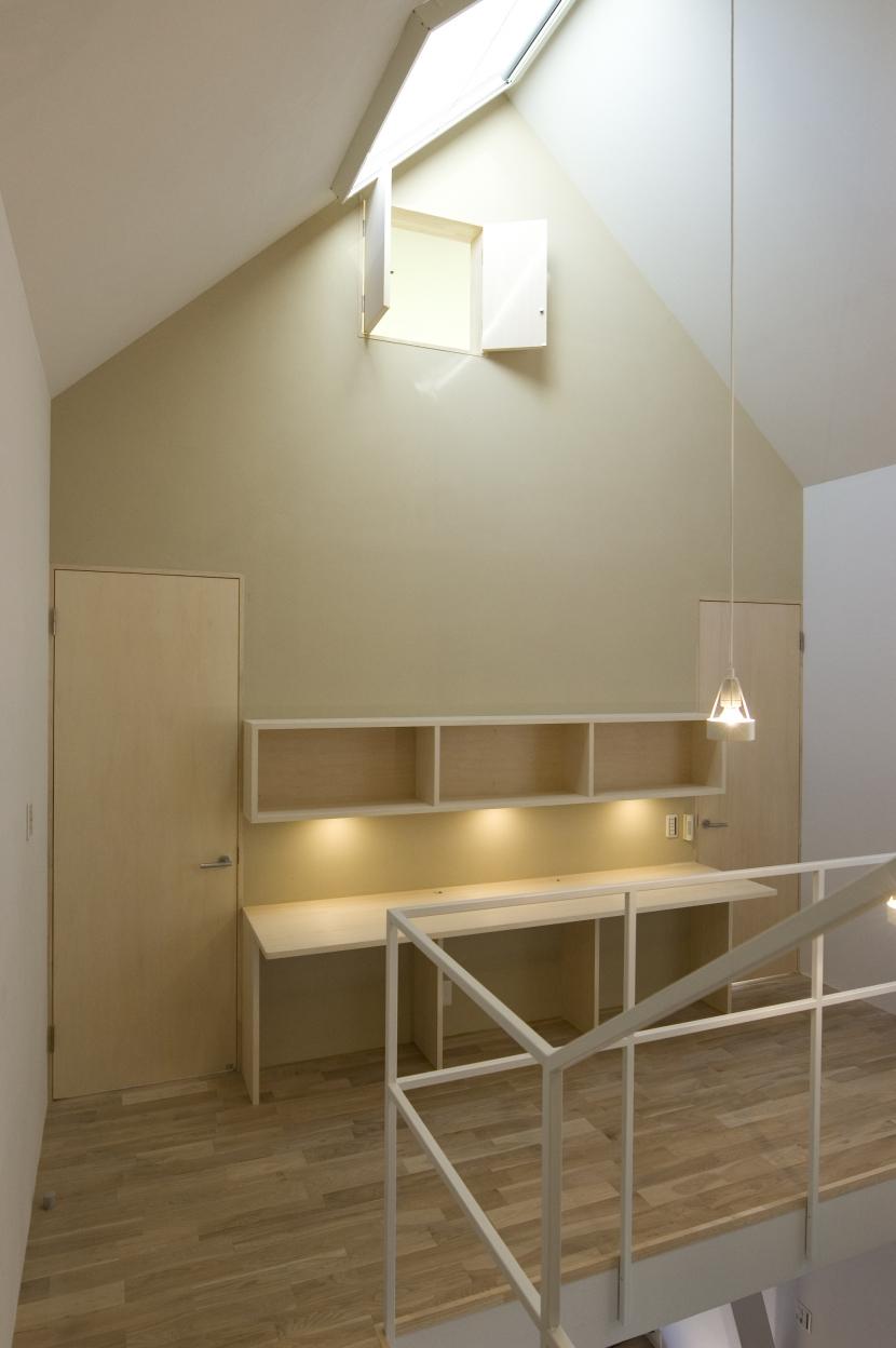 建築家:山本陽一「木場の住宅」