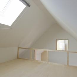 木場の住宅 (ロフト2)